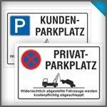 Parken-Schilder---Parkverbotsschilder