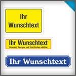 Schilder-mit-Wunschtext