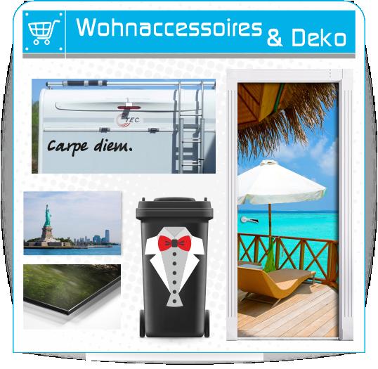 Wohnaccessoires und Deko