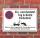 Schild Parkverbot, Halteverbot, Ein- und Ausfahrt freihalten, 3 mm Alu-Verbund