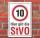 Schild 10, StVO, 3 mm Alu-Verbund