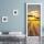 "Türtapete ""Feldweg"", Türposter, selbstklebend 2050 x 880 mm"