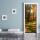 "Türtapete ""Waldweg"", Türposter, selbstklebend 2050 x 880 mm"