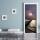 "Türtapete ""Blitz"", Türposter, selbstklebend 2050 x 880 mm"