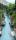 "Türtapete ""Fluss"", Türposter, selbstklebend 2050 x 880 mm"