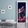 """Türtapete """"Sexy Frau in Rose"""", Türposter, selbstklebend 2050 x 880 mm"""