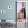 "Türtapete ""Blick in den Schrank"", Türposter, selbstklebend 2050 x 880 mm"