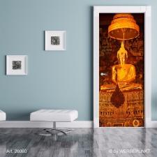 """Türtapete """"Goldene Buddha Statue"""",..."""