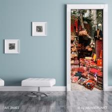 "Türtapete ""Basar"", Türposter, selbstklebend 2050 x 880 mm"