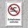 """Verbotsschild """"Schwimmen verboten"""", DIN ISO 20712, 3 mm Alu-Verbund"""