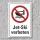 """Verbotsschild """"Jet Ski verboten"""", DIN ISO 20712, 3 mm Alu-Verbund"""