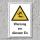 """Warnschild """"Warnung vor dünnem Eis"""", DIN ISO 20712, 3 mm Alu-Verbund"""