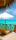 """Türtapete """"Terasse am Meer"""", Türposter, selbstklebend 2050 x 880 mm"""