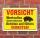 """Schild """"Wertvoller Schweinebestand"""" Alu-Verbund"""