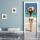 "Türtapete ""Strand, Urlaub, Frau, sexy"", Türposter, selbstklebend 2050 x 880 mm"