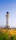 "Türtapete ""Leuchturm, Insel, Meer"", Türposter, selbstklebend 2050 x 880 mm"