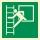 Notausstieg Rettungszeichen Rettungswegschild Schild Nachleuchtend ASR A1.3