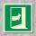 Drücken rechts Rettungszeichen Rettungswegschild Schild Nachleuchtend ASR A1.3