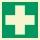 Erste Hilfe Rettungszeichen Rettungswegschild Aufkleber Nachleuchtend ASR A1.3