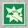 Notausgangsvorrichtung Rettungszeichen Rettungswegschild Aufkleber Nachleuchtend ASR A1.3