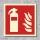 Feuerlöscher Brandschutzzeichen Symbol Aufkleber Nachleuchtend ASR A1.3