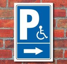 Schild Behinderten Parkplatz Rollstuhlfahrer Parkverbot...