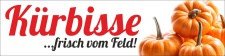 """PVC Werbebanner Banner Plane """"Kürbisse""""..."""