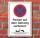 Schild Parken auf dem Gehweg verboten Parkverbot Halteverbot 3 mm Alu-Verbund