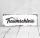 Vintage Shabby Holzschild Dekoschild Traumschloss Landhaus Geburtstag Geschenk