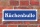 """Schild im Straßenschild-Design """"Küchenbulle"""" 30 x10 cm Alu-Verbund"""
