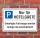 Schild Nur für Hotelgäste Privatparkplatz Parkverbot zerlegen 3 mm Alu-Verbund