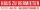PVC Werbebanner Banner Plane Haus zu vermieten  mit Ösen