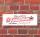 Schild Hier wohnt eine Konditorin Deko Geschenk Geburtstag - 30x10 cm