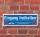 Schild Eingang freihalten Parkverbot Halteverbot Parkplatzschild 30x10 cm