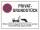 Schild Privatgrundstück Parkverbot Halteverbot 200 x 150 mm 3 mm Alu-Verbund