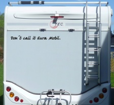 Aufkleber Dont call it Eura Wohnmobil Wohnwagen Camper...