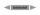 Rohrleitungskennzeichnung Aufkleber Etikett Gebläseluft DIN 2403 Luft