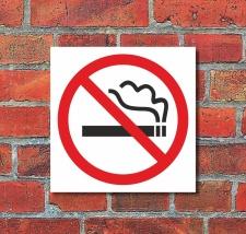Schild Rauchen verboten Zigarette Vape Türschild...