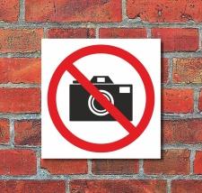 Schild Fotografieren verboten Türschild...