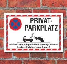 Schild Parkverbot Parken verboten Halteverbot...