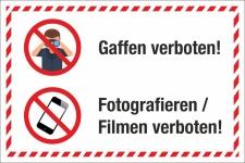 PVC Palettenbanner Banner Plane Unfall Gaffen...