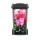Mülltonnenaufkleber Mülltonne Abfalltonne Sticker Alpenveilchen Cyclamen Blumen